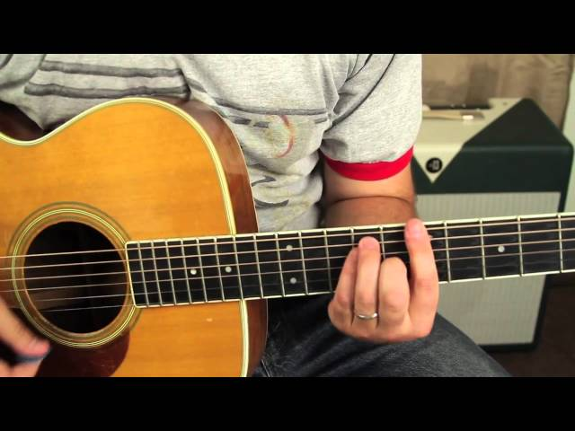 Bruno Mars - \'The Lazy Song\' - Guitar Lessons - Acoustic - Barre ...