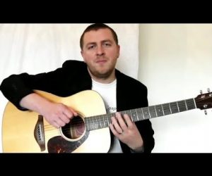 Guitar Lesson – Easy Classical Guitar Song – Great For Beginners – Drue James