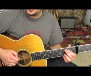Mumford And Sons – Little Lion Man – How To Play On Acoustic Guitar – Lesson Tutorial