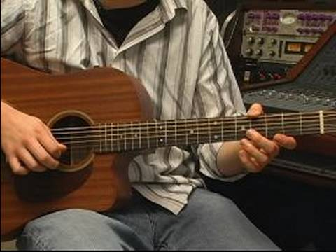 How To Tune A Guitar : Open G Tuning For Guitar