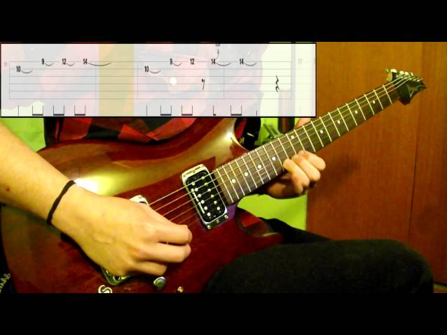 Red Hot Chili Peppers – Californication (Guitar Cover) (Play Along Tabs In Video)