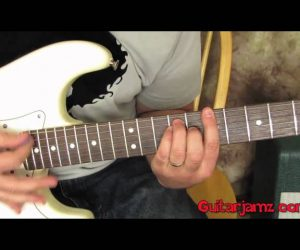 Green Day – Basket Case – Easy Beginner Electric Guitar Lesson – How To Play On Guitar