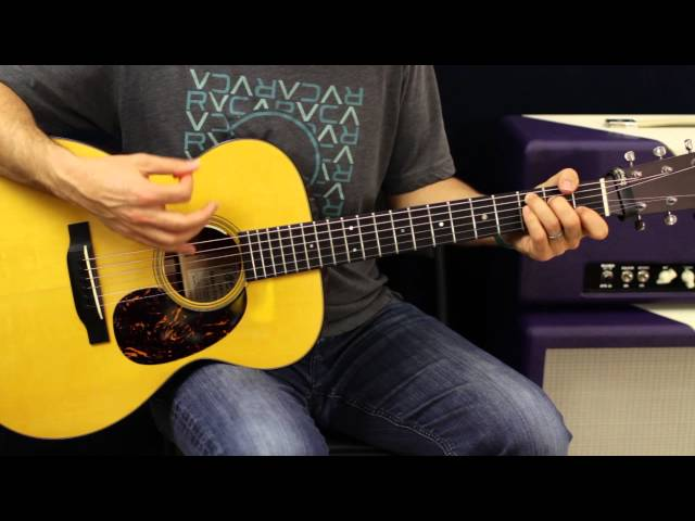 The Lumineers - Stubborn Love - How To Play - Acoustic Guitar ...